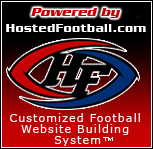 Finally a Good Solution, Inexpensive, Editable Football Websites Done Right!